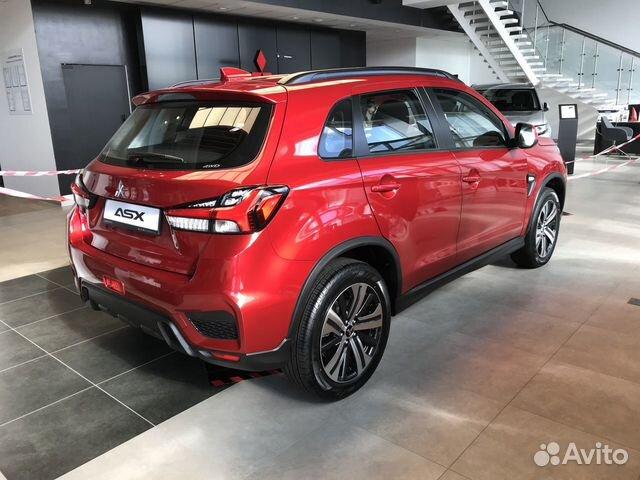 Mitsubishi ASX, 2020 купить 2