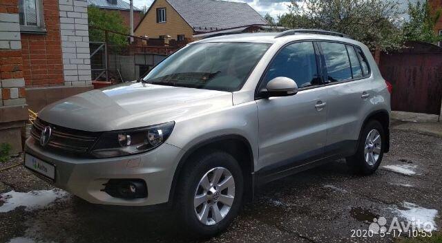 Volkswagen Tiguan, 2013 купить 2
