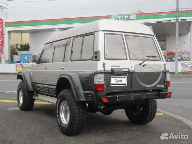 Nissan Safari, 1994 89143200606 купить 4