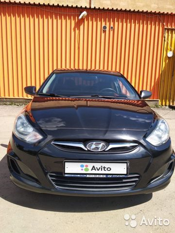 Hyundai Solaris, 2012 89606152015 купить 5