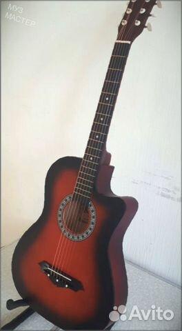 89003675370  Гитара belucci