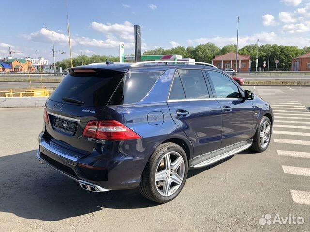 Mercedes-Benz M-класс AMG, 2013 89058194466 купить 6