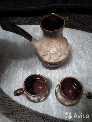 Кувшин Новый для варки кофе