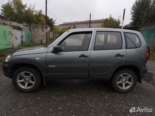 Chevrolet Niva, 2012 89630040281 купить 1