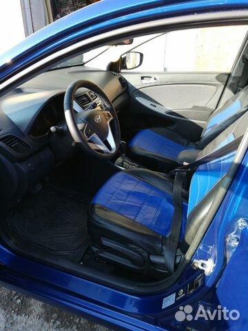 Hyundai Solaris, 2012 89630034423 купить 8