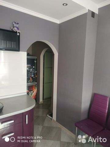 1-к квартира, 40 м², 5/5 эт. 89024185735 купить 3