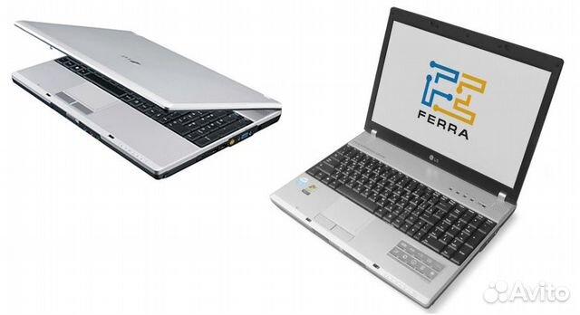 Ноутбук LG F1-2A78R б/у купить 1