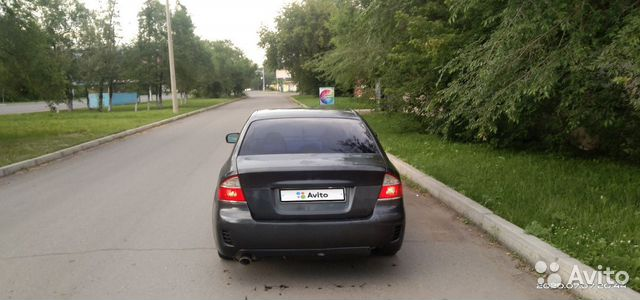 Subaru Legacy, 2007 89133218499 купить 2