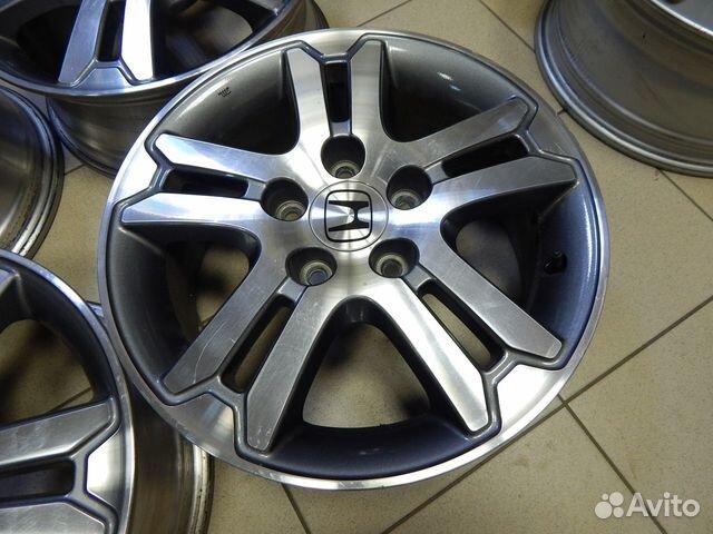 Оригинал Honda Stepwgn R16 5*114.3 ET50 J6 89140053766 купить 3