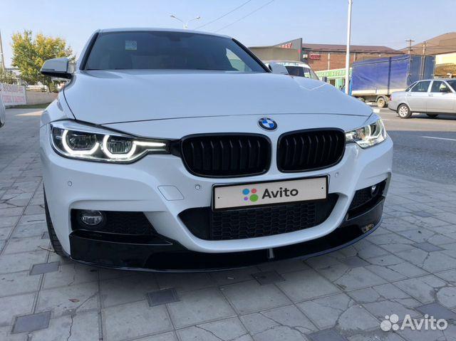 BMW 3 серия, 2017 купить 2