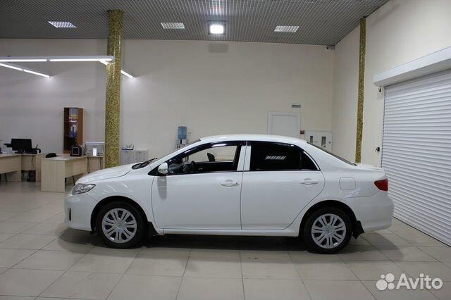 Toyota Corolla, 2011  89828708454 купить 8