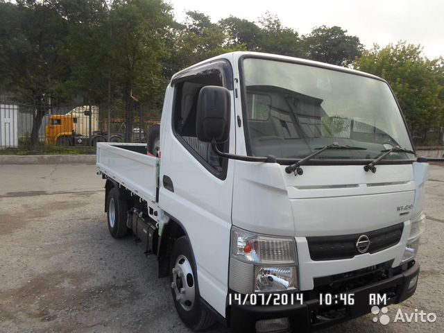Nissan Atlas NT 450  купить 6