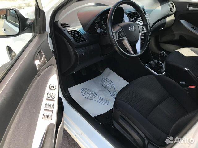 Hyundai Solaris, 2014  купить 9