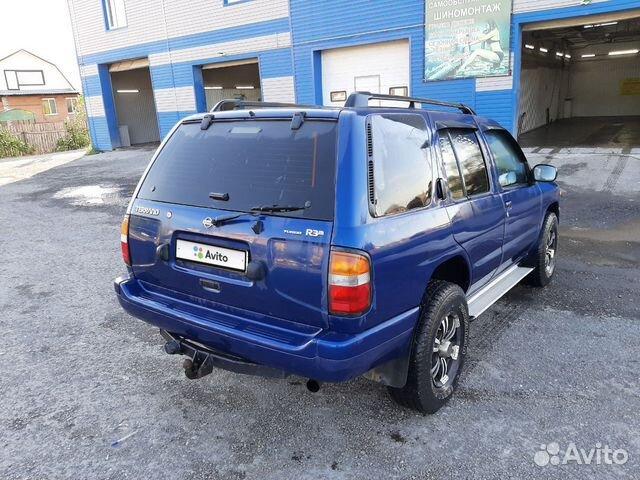 Nissan Terrano, 1996  купить 1