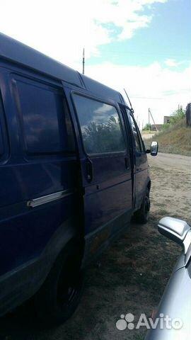 ГАЗ ГАЗель 2705, 1999  89068331817 купить 8