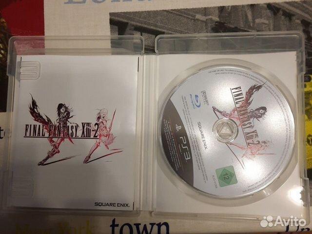 Final Fantasy xiii для PS3  89611345833 купить 3