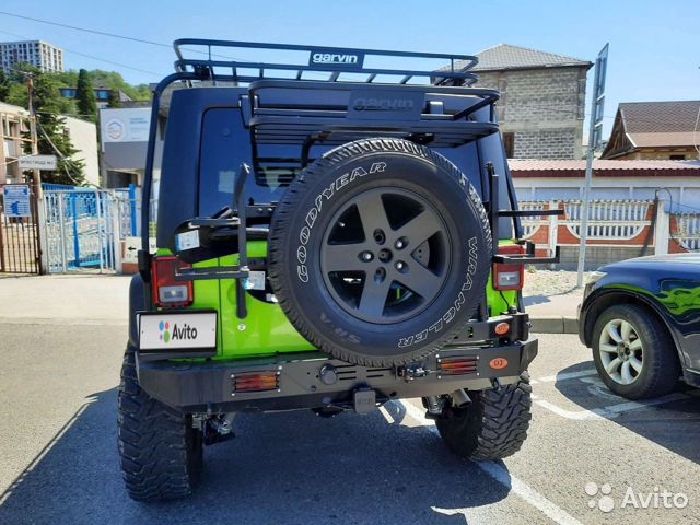Jeep Wrangler, 2012  89679153448 купить 4