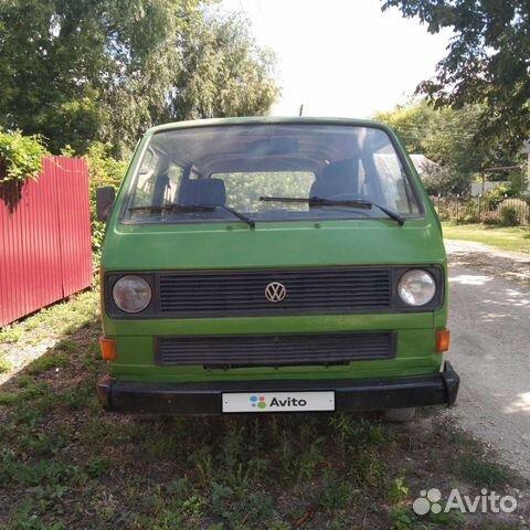 Volkswagen Transporter, 1982  89065939051 купить 3