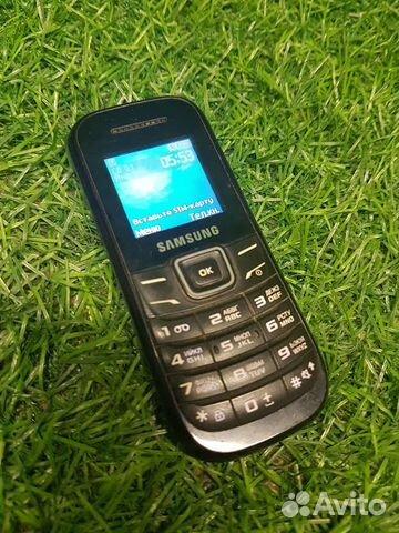 Телефон Samsung GT-E1200 (лб80а)  89379370238 купить 1