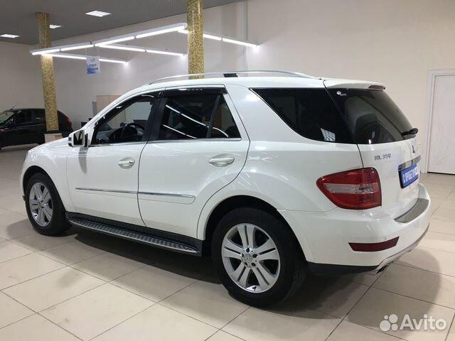 Mercedes-Benz M-класс, 2010  89828708454 купить 8