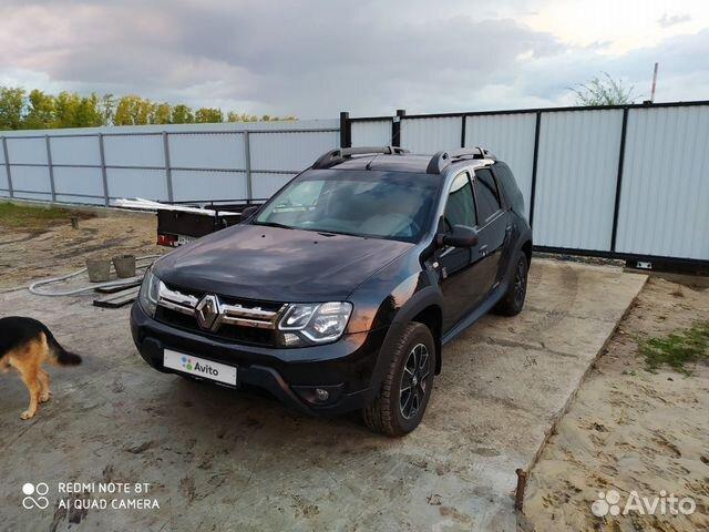 Renault Duster, 2017  89632772815 купить 1