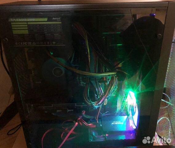 Игровой i5-8400 GTX 1050 TI + Монитор 144 гц