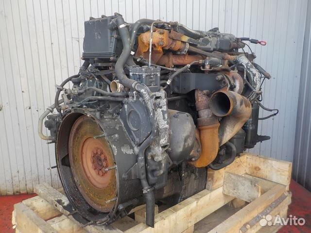 Двигатель Скания DT1217L01 480 л.с. Euro4 HPI (Sca  83919898433 купить 5