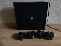 Sony PS4 Pro 1Tb + 23 игры