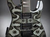 Jackson USA Soloist SL2H Snake Skin