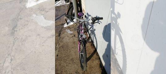 Велосипед подростковый Stern купить в Белгородской области | Хобби и отдых | Авито
