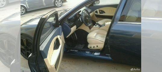 Maserati Quattroporte, 2005