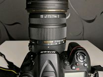 Nikon d7100 +Sigma 17-50 F2.8
