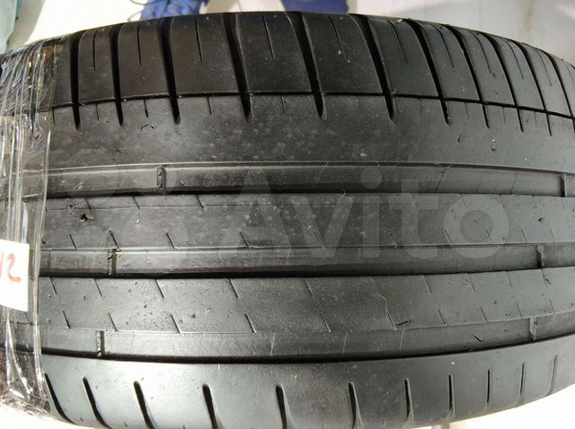 Michelin Pilot Sport PS3 225/40 R18 92W XL 1 шт ле