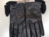 Новые кожаные перчатки Eleganzza