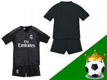 Игровая гостевая форма Real Madrid