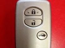 Смарт-ключ toyota Camry 40, Mark X, 312MHz, JP — Запчасти и аксессуары в Краснодаре