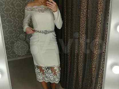 Платье новое. Размер 42-44, 44-46
