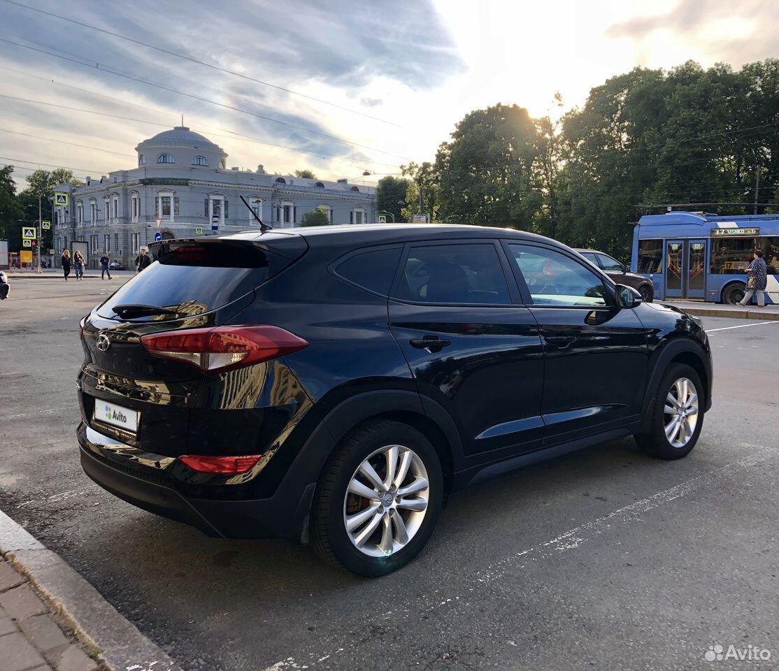 Hyundai Tucson, 2016  89219134967 купить 2