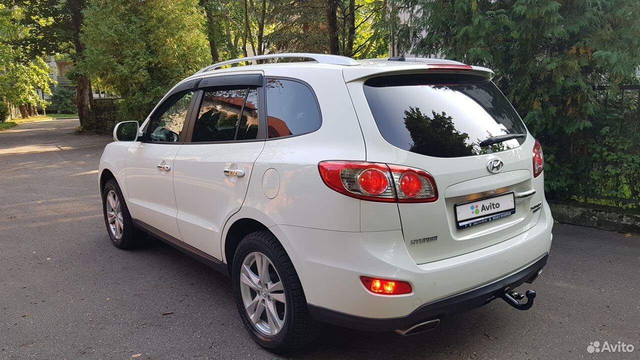 Hyundai Santa Fe, 2010  89097956613 купить 4