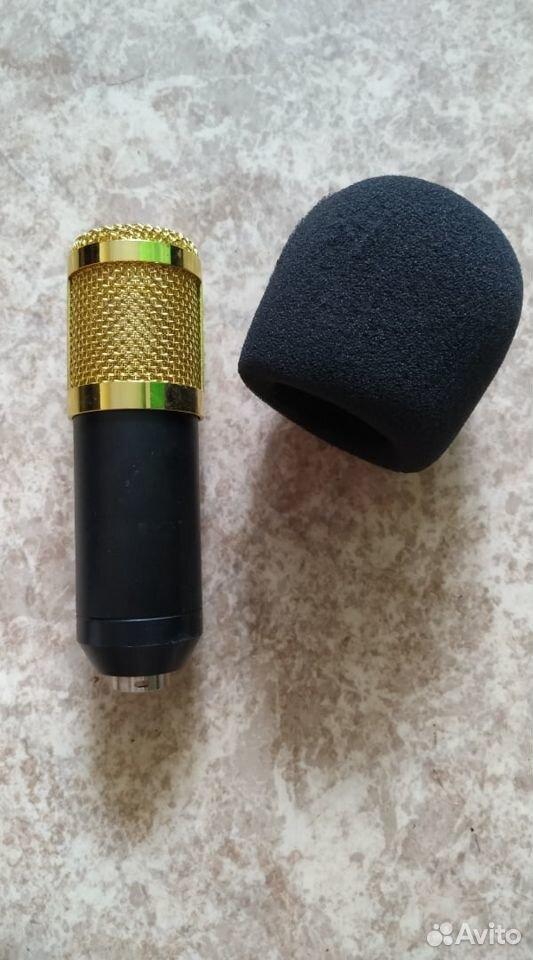 Микрофон bm 800  89923584860 купить 1