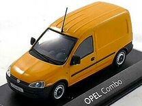 Модель авто 1/43 Opel Combo Van 2002