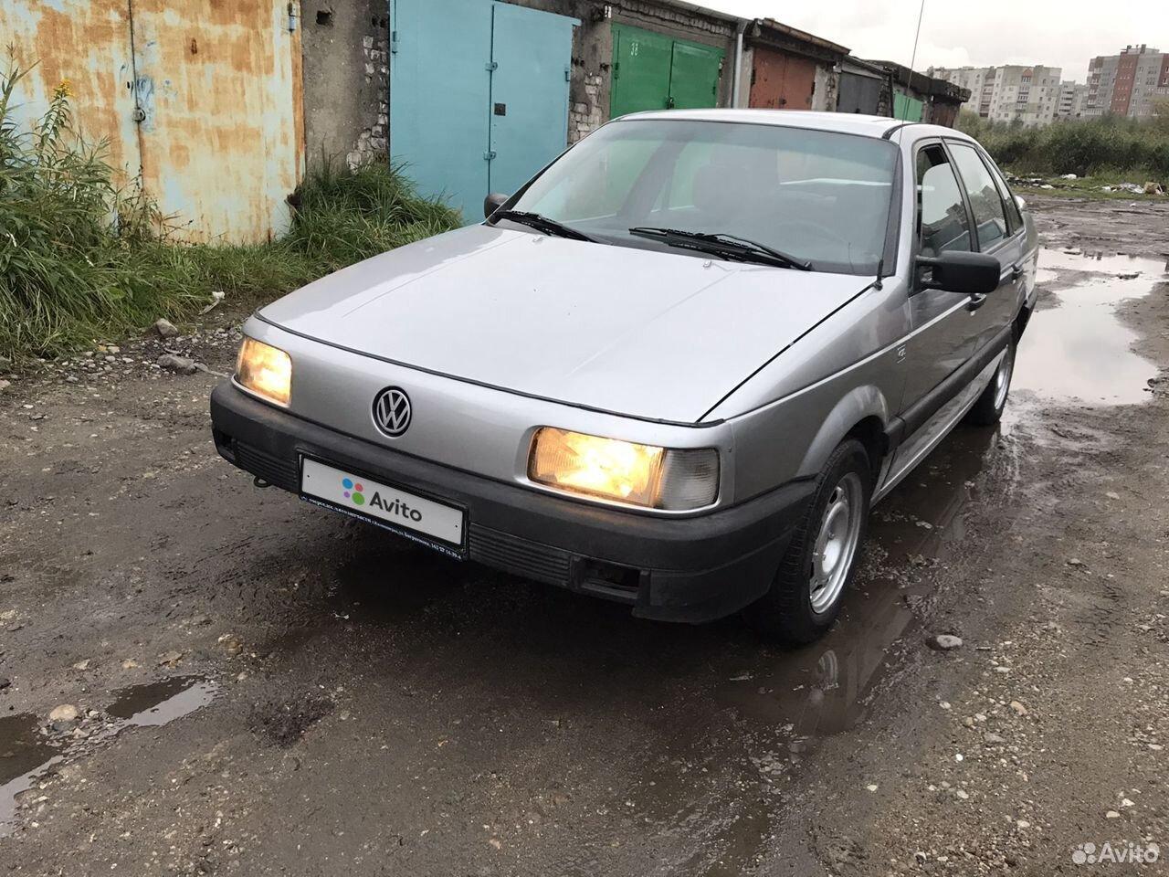 Volkswagen Passat, 1992  89097968377 купить 2