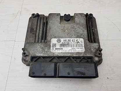Блок управления двигателем Skoda Roomster 1 BMS