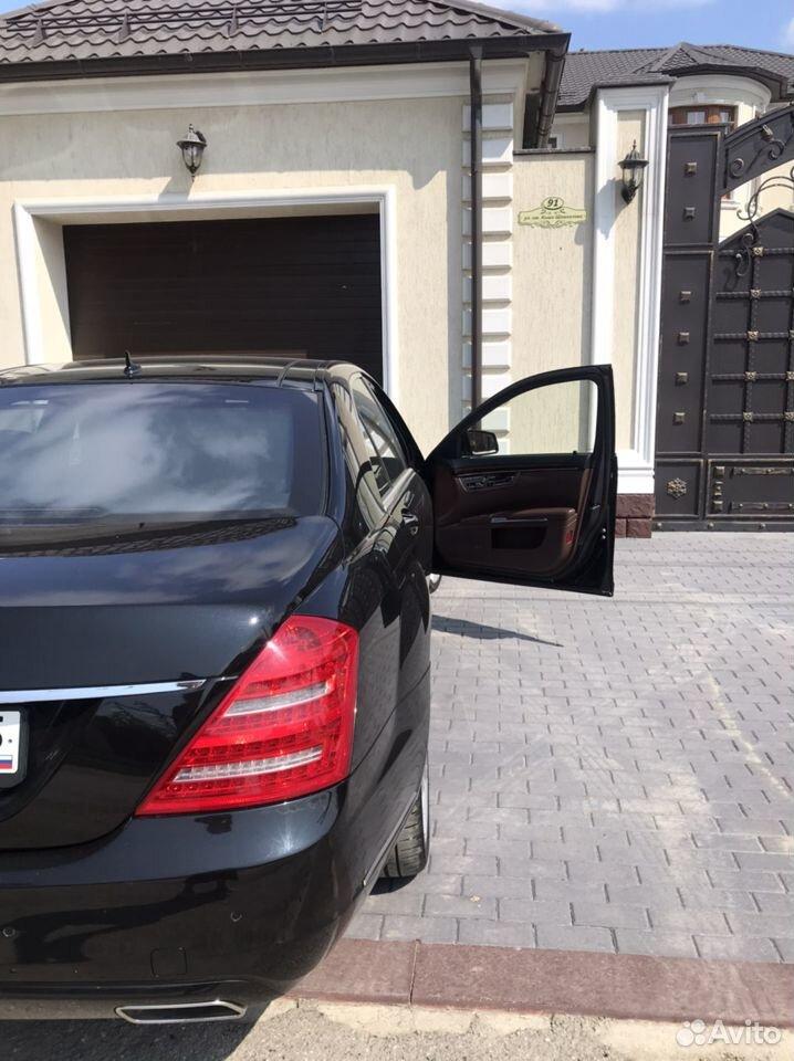 Mercedes-Benz S-класс, 2010  89888302778 купить 7