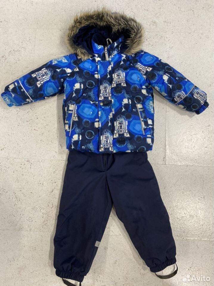 Зимний костюм kerry 98 для мальчика  89132110228 купить 1