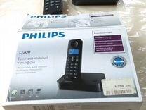 Радиотелефон Филипс philips D 200