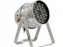 Новый rgbw-прожектор Involight Ledpar184/AL