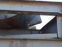 Топливная емкость цистерна 20 куб, металл