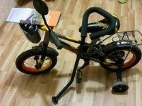 Детский велосипед Forward meteor 12
