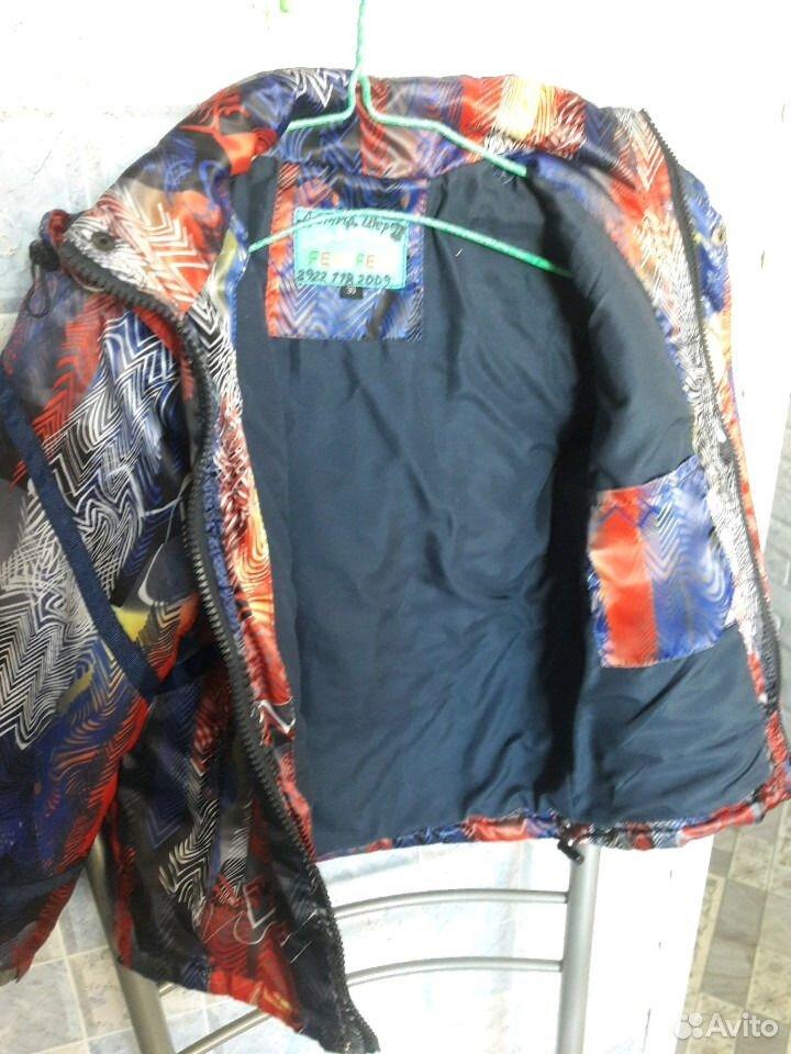 Куртка демисезонная  89221182009 купить 3